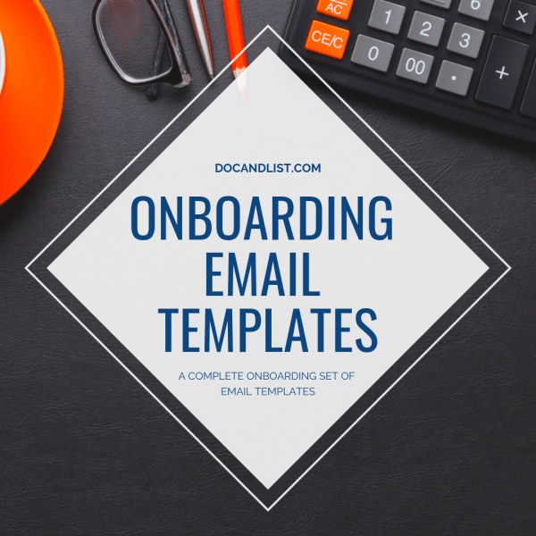 onboarding email templates
